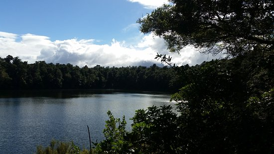 Ohakune, Nueva Zelanda: Twin lakes walk