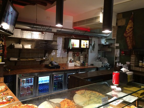 Restaurant interior picture of antico forno venice