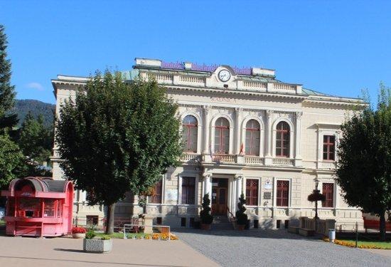 Dobsina, Slovakia: Radnica