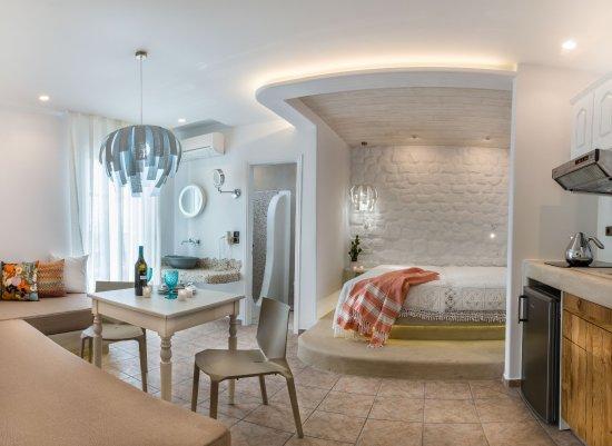 Hotel Spiros: Superior suite
