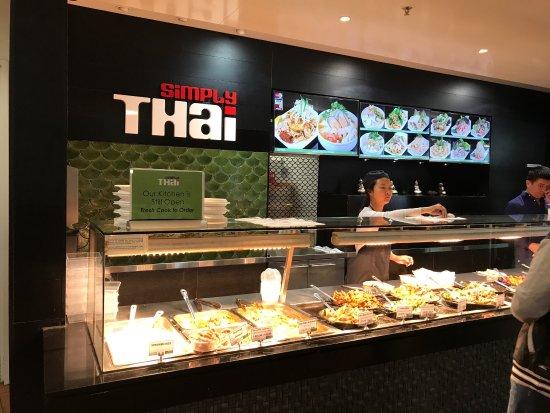 Thai Docklands Restaurant