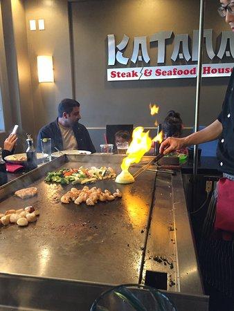 Katana Langley City Willowbrook Restaurant Reviews Phone