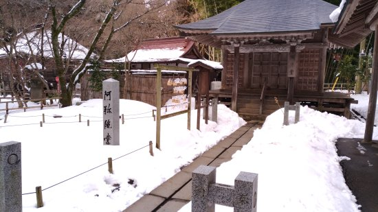 Chuson-ji Temple : 中尊寺