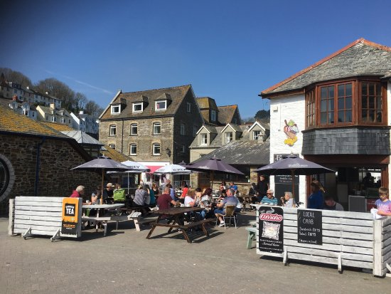 The pier cafe looe updated 2019 restaurant reviews - Hotels in looe cornwall with swimming pool ...