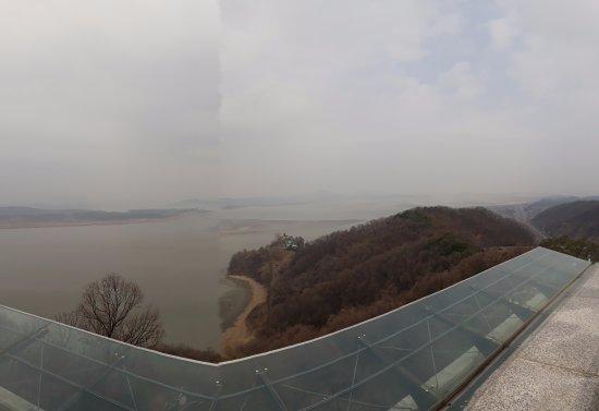 Gyeonggi-do, Südkorea: DMZ delta