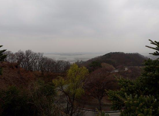 Gyeonggi-do, South Korea: Far away