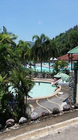 Cordillera Region, Filipinas: three pools