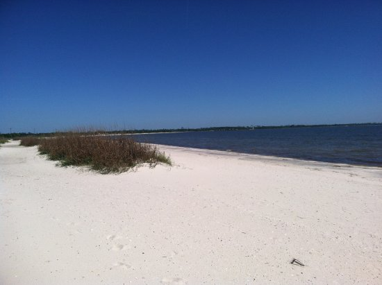 Bay Saint Louis, MS: Bay St. Louis beach