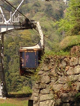 Nihondaira Ropeway: ロープウェイ