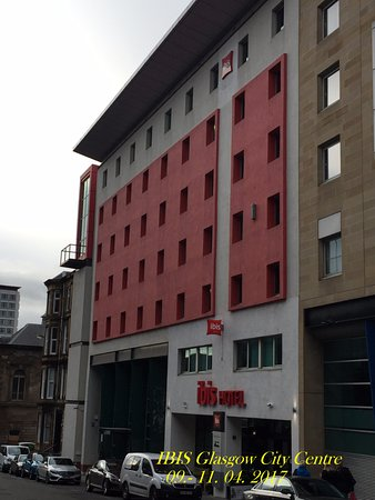 Ibis Hotel Glasgow Picture Of Ibis Glasgow City Centre