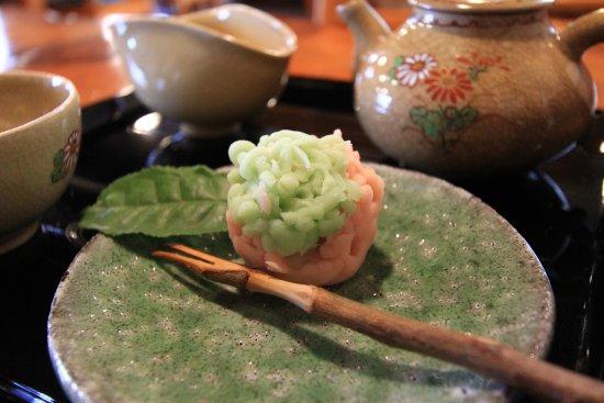 Higashiura-cho, Japan: 和菓子のお饅頭