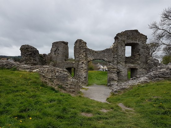 Newcastle Emlyn Castle