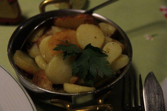 Ahrensburg, Alemania: Bratkartoffeln
