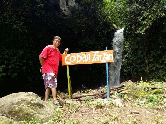 Tarzan Waterfall