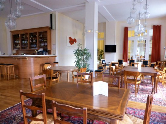Best Western Grand Hotel de Paris : Bar