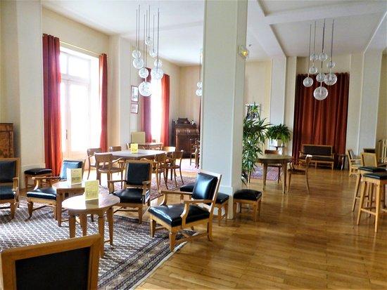 Best Western Grand Hotel de Paris : salon