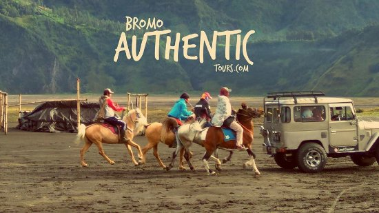 ‪Bromo Authentic Tours‬