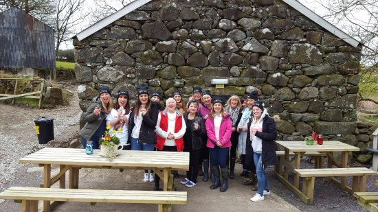 Clynnogfawr, UK: Our Lovely Hen Party Group !