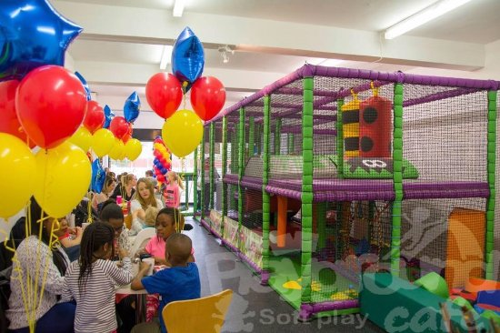 The Playground Softplay Cafe