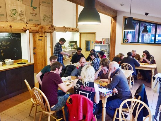 Coalbrookdale, UK: Board Games Night is every 2nd Wednesday of the Month, 6pm.