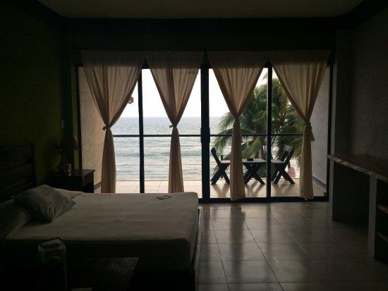 Hotel Tekuani Kal: Habitación suite con vistas al mar