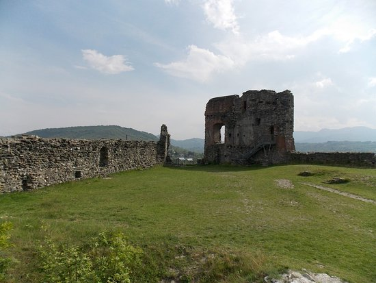 Avigliana's castle