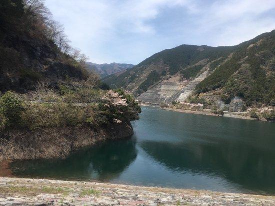 Hanno, Japón: 名栗湖(有間ダム)
