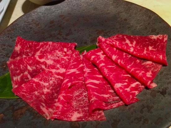 Australian wagyu beef - Picture of Tsu Japanese Restaurant - at the