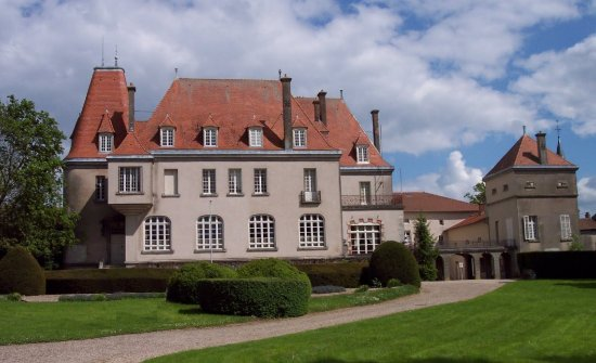 Chateau de Thorey-Lyautey