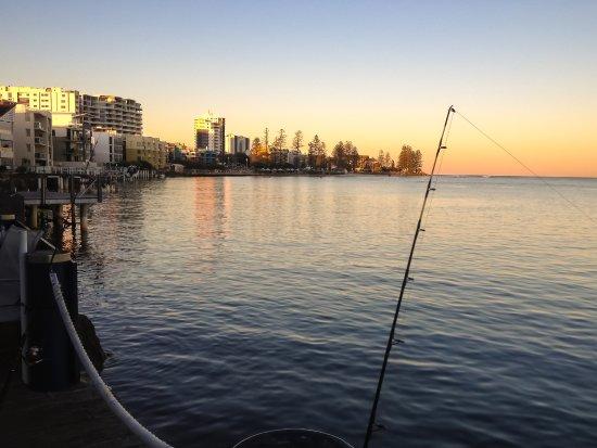 Caloundra, Αυστραλία: Fishing optional