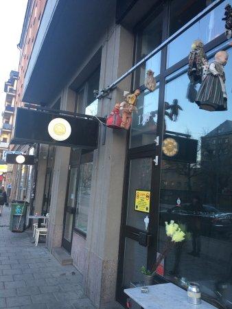 Photo of Modern European Restaurant Punk Royale at Folkungagatan 128, Stockholm 116 30, Sweden