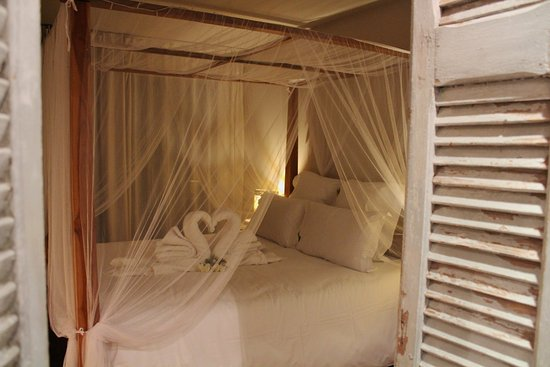 "Hotel Bastide de Lourmarin: Chambre thématique ""La Romantique"""