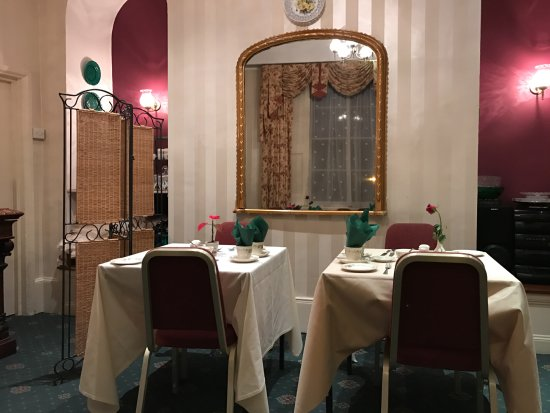 Holgate Hill Hotel: Dining Room