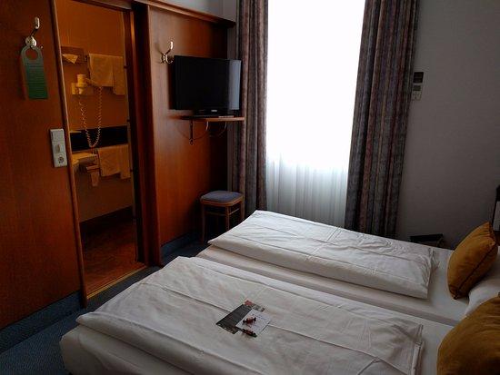 Austria Classic Hotel Wien: Standard double room