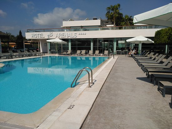 Hotel Els Arenals: IMG_20170416_112259_large.jpg