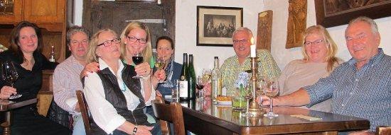 Enkirch, Deutschland: Freunde und Familie