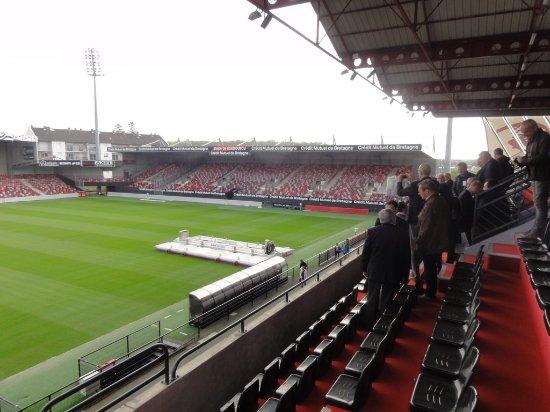 Guingamp, ฝรั่งเศส: stade
