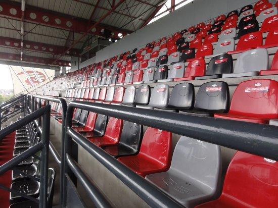 Guingamp, ฝรั่งเศส: sièges