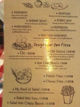 Mekong Pizza