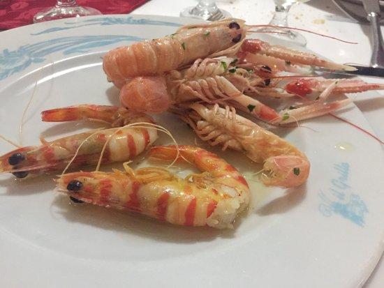 Acquaviva Picena, Italy: Cena del 13/4/17