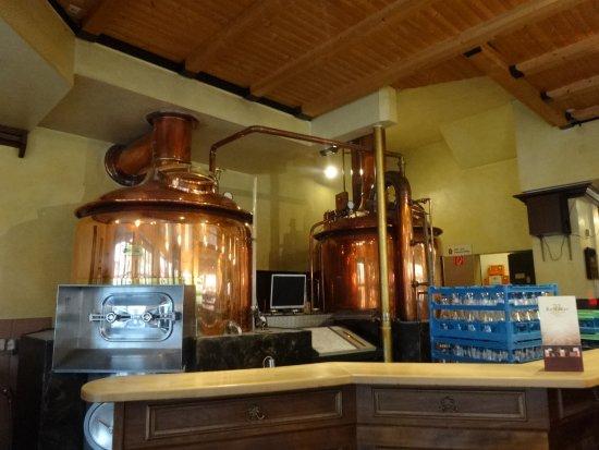 Barfuesser die Hausbrauerei: Qui si prepara la birra artigianale!