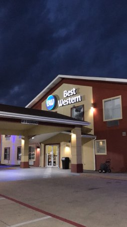 Seagoville, TX: We take pride at Best Western Executive Inn to make sure everything is spotless for you.
