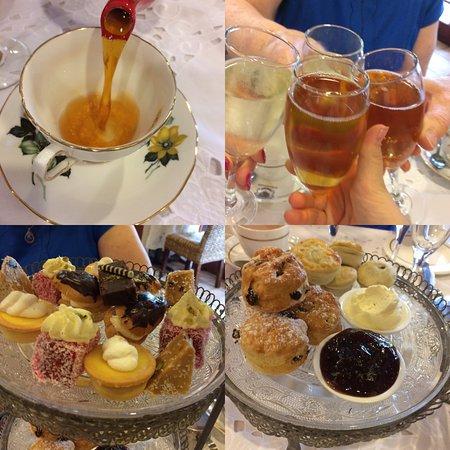 La Patio Cafe & Bar: High Tea
