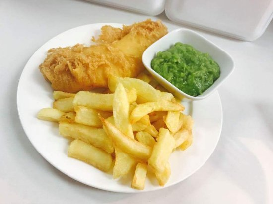 Chippies Plaice: Great food