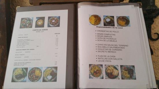 Restaurante Atalaya Comares