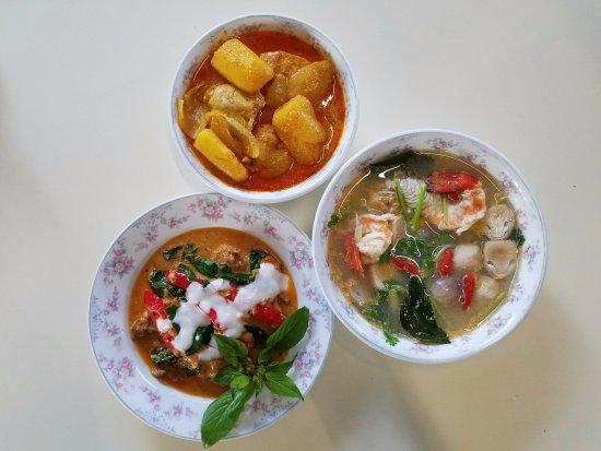 Thai House: a few things we prepared with Pip