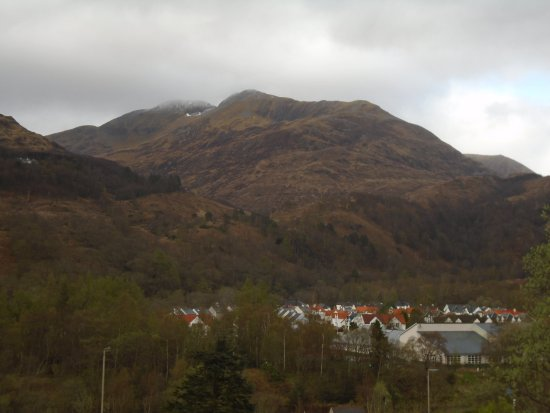 Kinlochleven, UK: View from Room 4 window