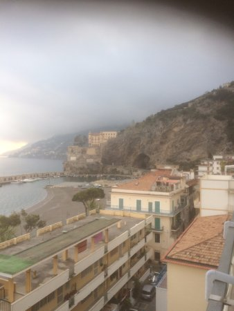 Residence Hotel Panoramic: Towards the beach