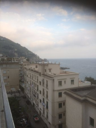 Residence Hotel Panoramic: Parking lot