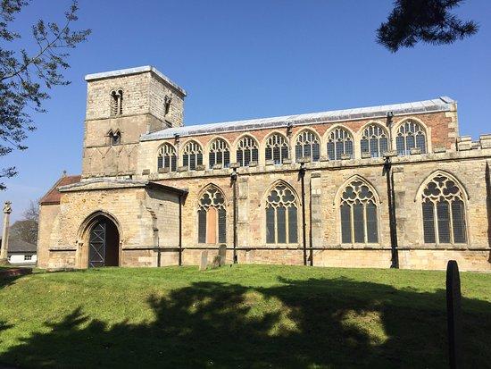 St Peters Church Barton-upon-Humber